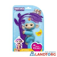 Fingerlings Baby Monkey на палец